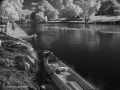 infrared, San Marcos river, Texas, Steve Byrnes
