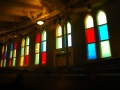 Stained Glass at the Ryman
